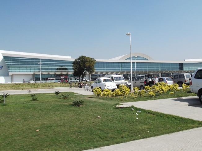 Aeropuerto de Varanasi