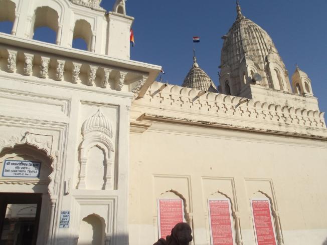shanti nath temple