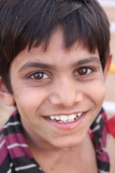 Os presento a Rahul, el fue quien me eligió a mi.