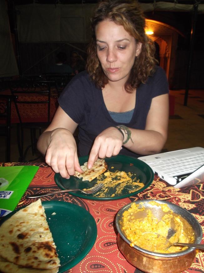 Malai Kofta - Mi comida favorita.