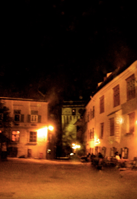 Paseo Nocturno en Sighiosara
