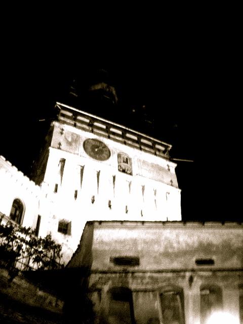 Carillón - Torre del Reloj de Sighisoara.