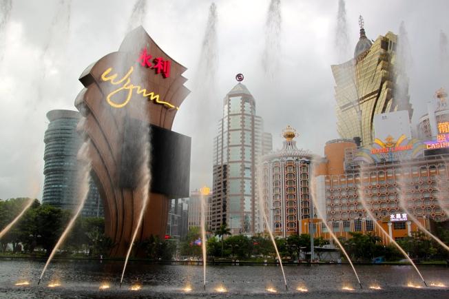 Macao- casinos