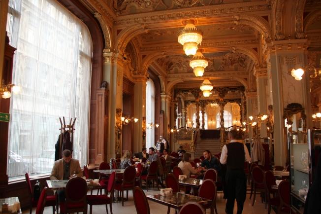 New York Café. Budapest.