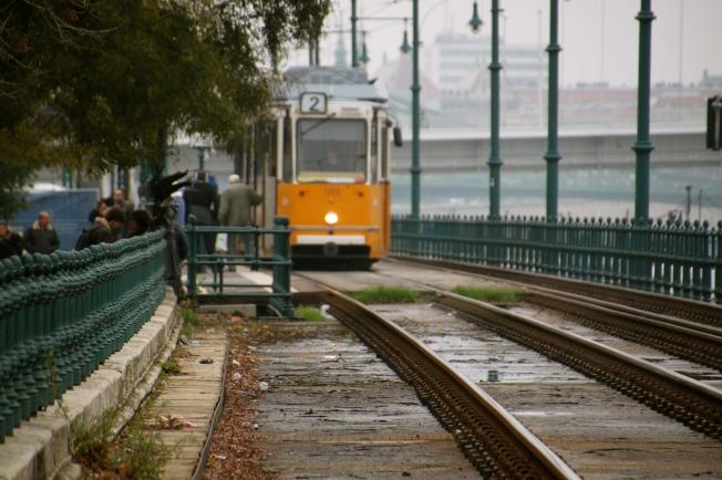 Tranvia nº2 Budapest