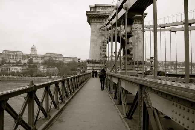 Puente de las candenas.